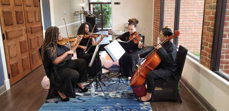 Radiance String Ensembles